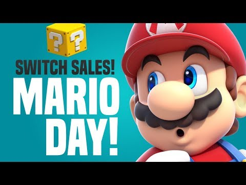 Best NEW Switch Sales and Nintendo Deals Available NOW for Mario Day!