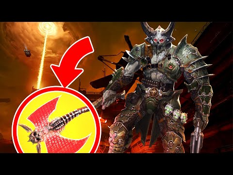 DOOM Eternal Lore ► What is Argent Energy?