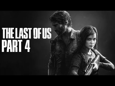 THE LAST OF US Gameplay Walkthrough Part 4 - BILL'S TOWN