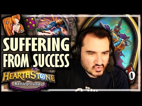 RAFAAM = SUFFERING FROM SUCCESS - Hearthstone Battlegrounds