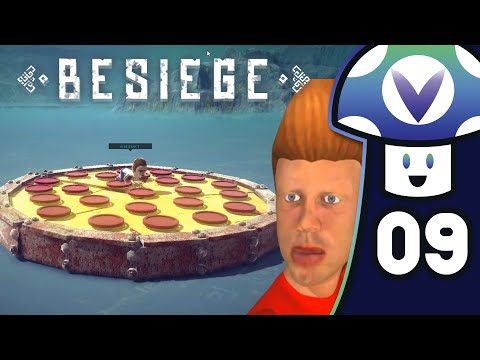 [Vinesauce] Vinny - Besiege + Workshop Creations (PART 9 Finale)
