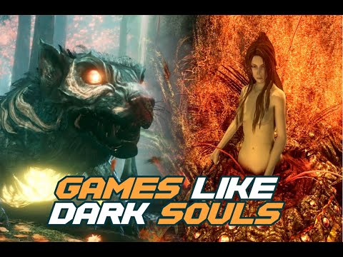 Top 10 Games like Dark Souls