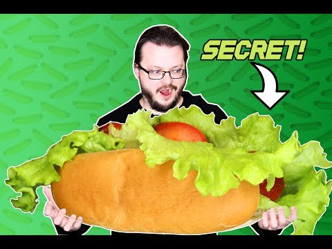 I Tried Secret Eastern European Hot Dog Recipe