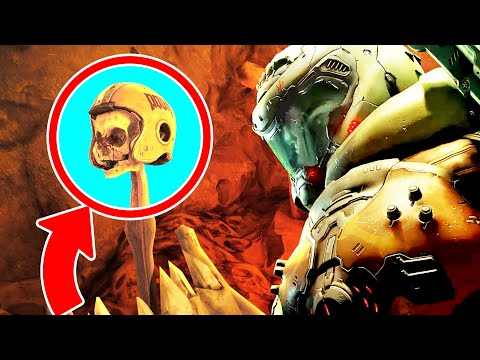 Top 10 DOOM Easter Eggs