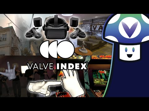 [Vinesauce] Vinny - Valve Index: VR Showcase