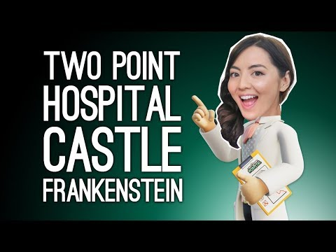 Two Point Hospital Stream: Castle Frankenstein (Two Point Hospital on Xbox One)