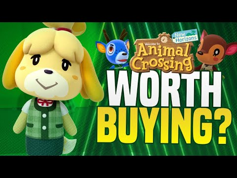 Was Animal Crossing New Horizons WORTH THE WAIT!? (ALL INFO! FULL Review Roundup)