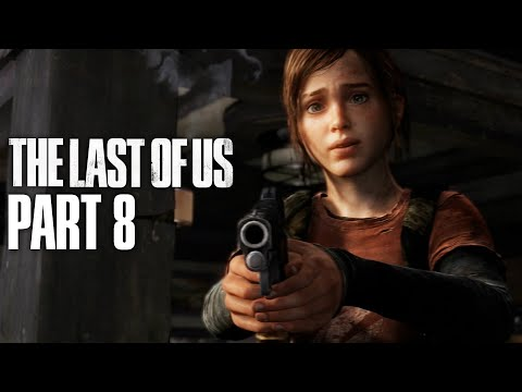 THE LAST OF US Gameplay Walkthrough Part 8 - THE HOTEL GRAND