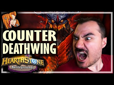 ALL TO COUNTER DEATHWING - Hearthstone Battlegrounds