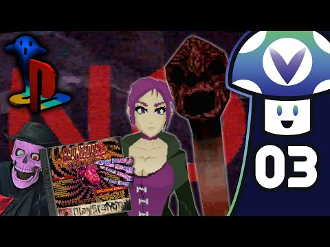 [Vinesauce] Vinny - Haunted PS1 Demo Disc (PART 3 Finale)