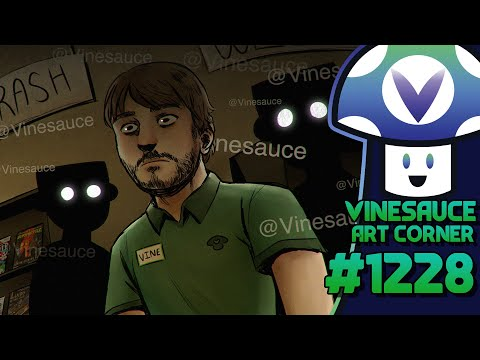 [Vinebooru] Vinny - Vinesauce Art Corner #1228