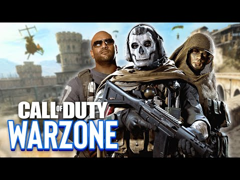 BEST SQUAD EVER!! (Call of Duty Warzone)