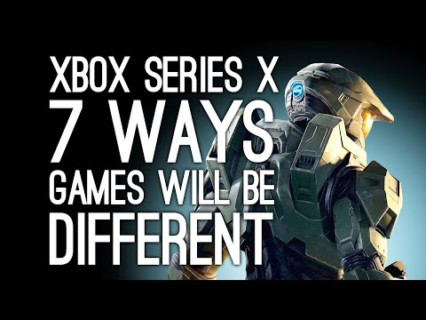 Xbox Series X Gameplay: 7 Ways Games Will Be Different on the New Xbox