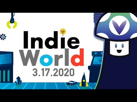 [Vinesauce] Vinny - Nintendo Indie World 3.17.2020 Talk