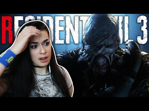 I WAS NOT PREPARED... | Resident Evil 3 Remake Demo Gameplay
