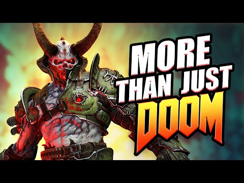 10 Reasons You Seriously CANNOT Skip Doom Eternal