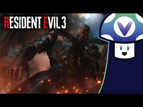 [Vinesauce] Vinny - Resident Evil 3 Remake (Demo)