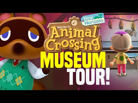 Animal Crossing: Is THIS Nintendo's BEST WORK On Switch?! (EPIC Animal Crossing Museum Tour!)