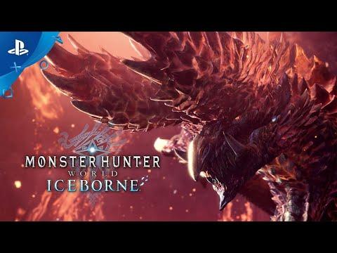 Monster Hunter World Iceborne Alatreon Trailer Ps4