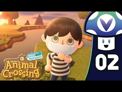 [Vinesauce] Vinny - Animal Crossing: New Horizons (PART 2)