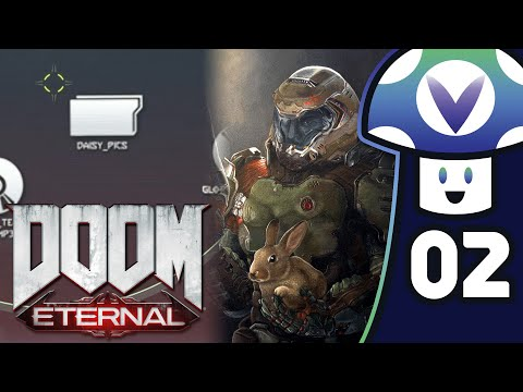 [Vinesauce] Vinny - DOOM Eternal (PART 2)