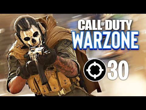 Winning in Solos! (Call of Duty Warzone)