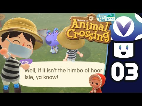 [Vinesauce] Vinny - Animal Crossing: New Horizons (PART 3)