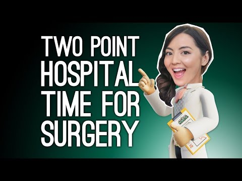 Two Point Hospital Stream! SURGERY TIME (Two Point Hospital on Xbox One)