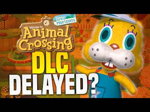 Animal Crossing DLC Delayed Among BEST Switch Sales Ever? (Bunny Day DELAYED?!)