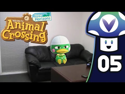 [Vinesauce] Vinny - Animal Crossing: New Horizons (PART 5)