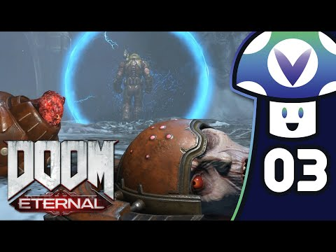 [Vinesauce] Vinny - DOOM Eternal (PART 3)