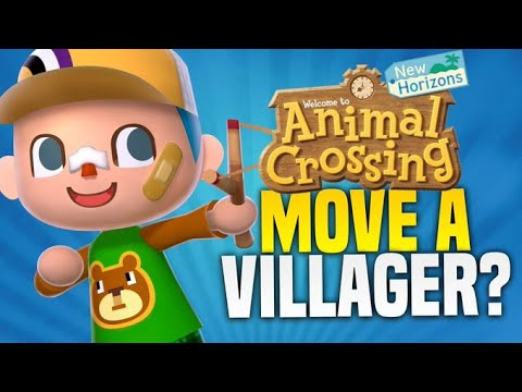 BEST Tips To MOVE OUT Villagers In Animal Crossing?! DOES THIS WORK?!
