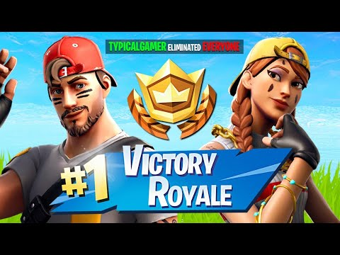 Winning in Champion Duo Arena! (Fortnite Battle Royale)