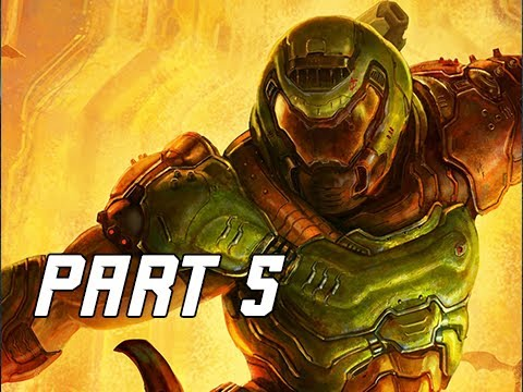 DOOM ETERNAL Gameplay Walkthrough Part 5