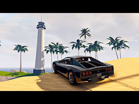 GTA 6 Gameplay Demo | Grand Theft Auto VI: Vice City Graphics Mode [4K 60FPS]