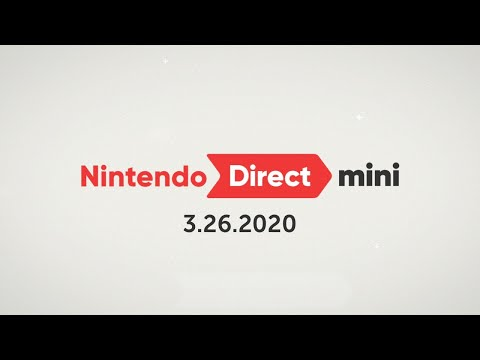 NEW Nintendo Direct 3.26.20 LIVE NOW! OMG IT'S REAL!