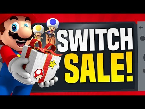 GREAT Nintendo Switch eShop Sale RIGHT NOW!