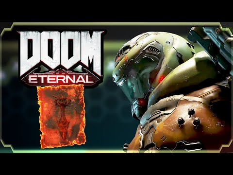 DOOM Eternal - Levels 10 and 11: Secrets & Collectibles