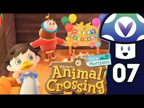[Vinesauce] Vinny - Animal Crossing: New Horizons (PART 7)