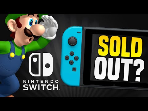 Switch SOLD OUT Everywhere?! This ONE Still In Stock!