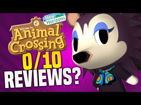 Does Animal Crossing DESERVE New 0/10 Reviews?!