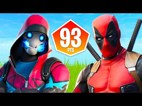 Semi-Finals Duo FNCS Tournament!!! (Fortnite Battle Royale)