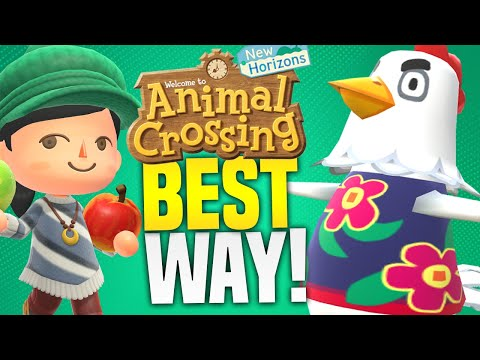 GUARANTEED Way To MOVE OUT Villagers In Animal Crossing New Horizons!