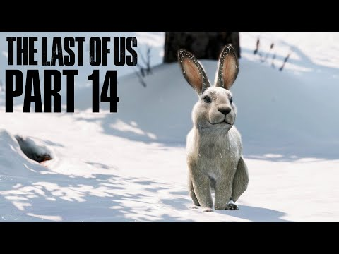 THE LAST OF US Gameplay Walkthrough Part 14 - CONTROLLING ELLIE