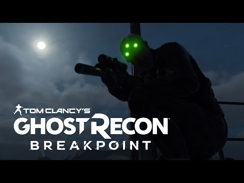 Ghost Recon Breakpoint - Splinter Cell Deep State DLC Gameplay (Ghost, Extreme, Perfect Stealth)