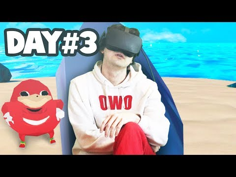 Spending 72 Hours Straight in VRChat
