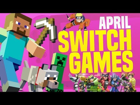 BEST NEW Switch Games Coming in April 2020!
