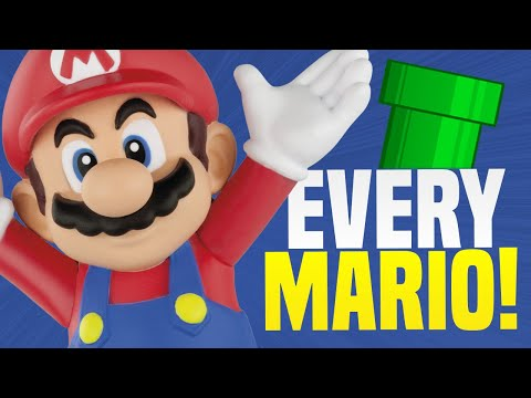 Nintendo Switch Gets EVERY MARIO GAME In 2020?! Remasters + Brand New Switch Games!
