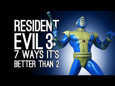 Resident Evil 3: 7 Ways it's Better than Resident Evil 2 Remake