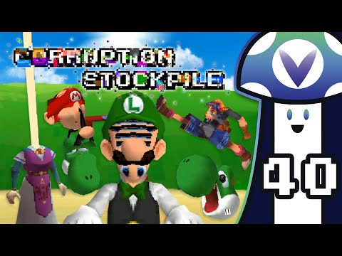 [Vinesauce] Vinny - Corruption Stockpile #40